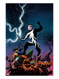 Avengers Academy No.5 Cover: Striker Standing Poster by Mike McKone