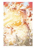 S.H.I.E.L.D. 3: Gallactus in Explosion of Energy Prints by Dustin Weaver