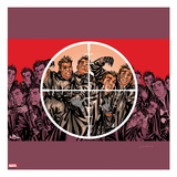 X-Factor No.229 Cover: Madrox Seen Through a Target Posters by David Yardin