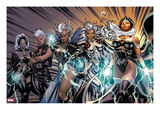 X-Men Evolutions No.1: Storm Print by David Yardin