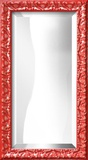 ANTIGUA Red Mirror Decorative Mirror