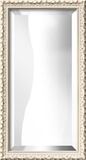 HAMPTON White Mirror Decorative Mirror
