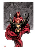 Avengers Vs. X-Men 0 Cover: Hope Summer and Scarlet Witch Prints by Frank Cho