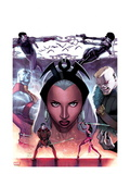X-Men No.26 Cover: Storm Art by Jorge Molina