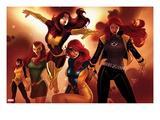 X-Men Evolutions No.1: Jean Gray Prints by Paul Renaud
