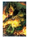 Incredible Hulks No.619: Hulk Trapped Prints by Paul Pelletier