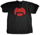 Frank Zappa - Mustache T-shirts