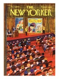 The New Yorker Cover - May 9, 1964 Regular Giclee Print by Anatol Kovarsky