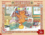 Gingerbread Friends - 36 Piece Floor Puzzle 36 piece Floor Puzzle Jigsaw Puzzle