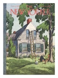 The New Yorker Cover - June 12, 1948 Giclee Print by Alan Dunn