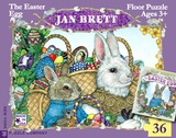 Easter Egg - 24 Piece Floor Puzzle 24 piece Floor Puzzle Jigsaw Puzzle