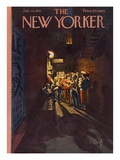 The New Yorker Cover - July 14, 1951 Regular Giclee Print by Arthur Getz