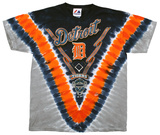 Youth: MLB- Detroit Tigers V-Dye T-shirts