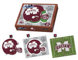 Mississippi State University Bulldogs Mississippi State Puzzle Jigsaw Puzzle