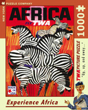 Africa 1000 piece Puzzle Jigsaw Puzzle