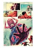 Hulk No.26: Galactus Posing Posters by Mark Robinson