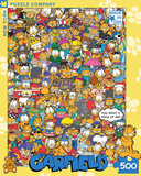 Garfield - All Dressed Up 500 piece Puzzle Jigsaw Puzzle