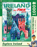 Ireland 1000 piece Puzzle Jigsaw Puzzle