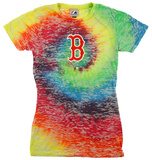 Juniors: Red Sox Burnout T-shirts