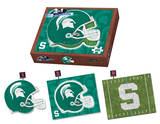 Michigan State University Spartans Michigan State Puzzle Jigsaw Puzzle