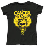 Juniors: Cancer Bats - Skull Snake Shirts