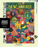Holiday Ornaments 1000 piece Puzzle Jigsaw Puzzle