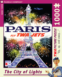 Paris 1000 piece Puzzle Puzzle