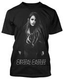 Crystal Castles - CCII Child (Slim Fit) Shirt