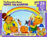 Under the Rainbow - 24 Piece Floor Puzzle 24 piece Floor Puzzle Jigsaw Puzzle