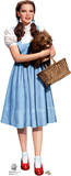 Dorothy Holding Toto - Wizard of Oz 75th Anniversary Lifesize Standup Poster Stand Up