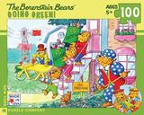 Go Green - 100 Piece Puzzle 100 piece Puzzle Jigsaw Puzzle
