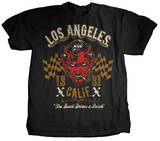 X - Devil Drives a Buick T-shirts