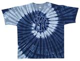 Yankees Spiral Dye T-shirts