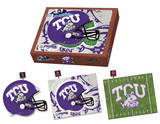 Texas Christian Horned Frogs Texas Christian Puzzle Puzzle