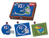 University Of Kansas Jayhawks Kansas Puzzle Jigsaw Puzzle