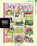 Farm Calendar 1000 piece Puzzle Jigsaw Puzzle
