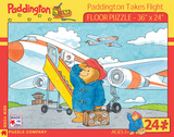 Paddington Takes Flight - 24 Piece Floor Puzzle 24 piece Floor Puzzle Puzzle