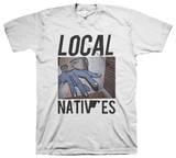 Local Natives - Hand (Slim Fit) T-Shirts