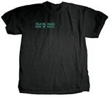 Talking Heads - Fear of Music Tshirt