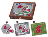 Washington State University Cougars Washington State Puzzle Jigsaw Puzzle