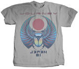 Journey - Japan 81 T-Shirts