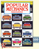 Classic Cars 500 piece Puzzle Puzzle