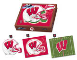 University Of Wisconsin Badgers Wisconsin Puzzle Jigsaw Puzzle