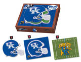 University Of Kentucky Wildcats Kentucky Puzzle Jigsaw Puzzle