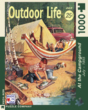 The Camping Trip 100 piece Puzzle Jigsaw Puzzle