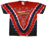 Youth: Cardinals V-Dye Shirt