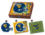 West Virginia University Mountaineers West Virginia Puzzle Puzzle