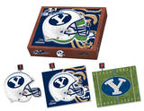 Brigham Young University Cougars Brigham Young Puzzle Jigsaw Puzzle