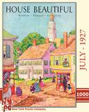 Victorian Village 1000 piece Puzzle Jigsaw Puzzle