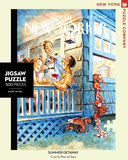 Summer Getaway 500 piece Puzzle Jigsaw Puzzle